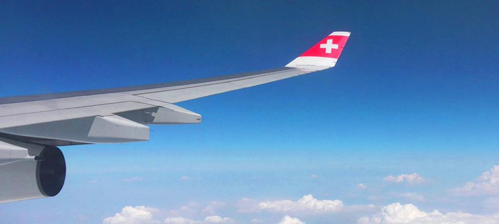 スイス航空つばさ