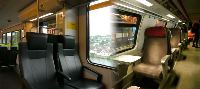 ザンクト・ガレンへの列車(train)