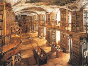ザンクト・ガレン修道院図書館