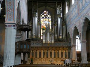ザンクト・ガレンの教会内部