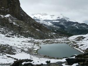 リュッフェルゼー湖全景
