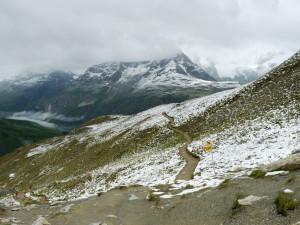 ローテンボーデンからのハイキングコース