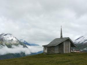リュッフェルベルグ傍の教会