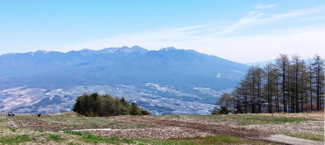 蓼科山・北八ヶ岳トレッキング