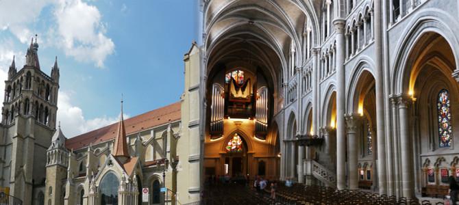ノートルダム大聖堂(Cathédrale Notre-Dame)
