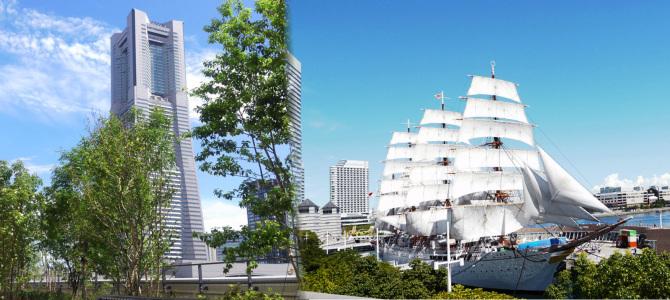 横浜ベイエリアの施設