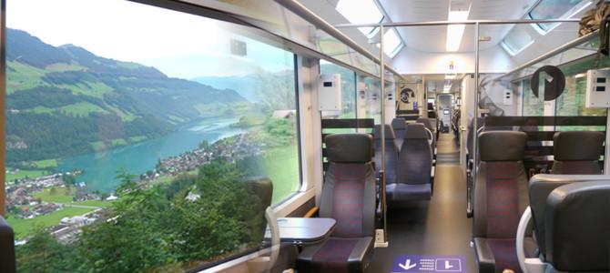 ゴールデンパスライン(GoldenPassLine)列車