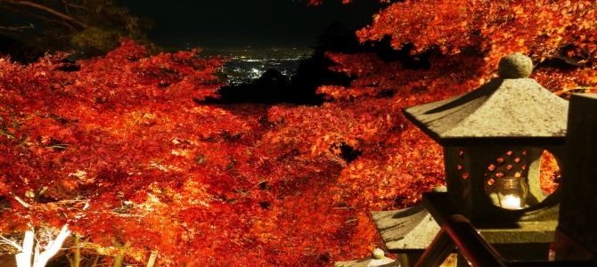 大山登山(大山寺・阿夫利神社など)